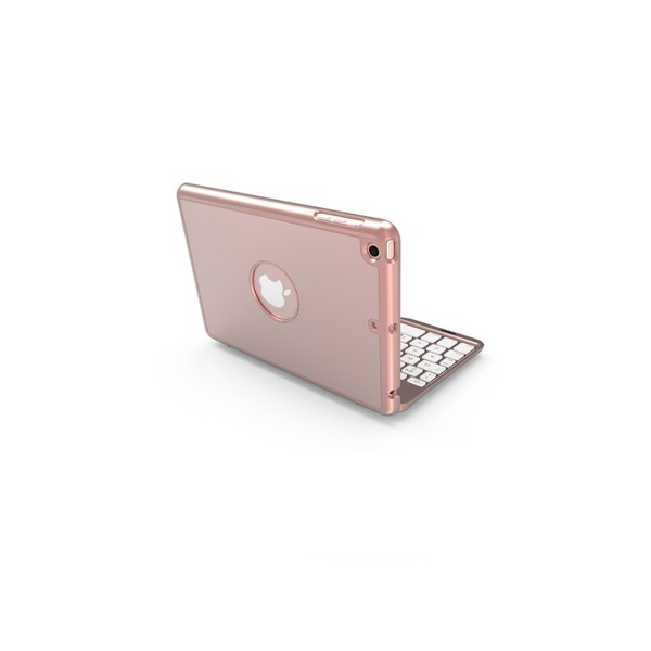 Flip Keyboard Multi-Function LED Backlight Color Changing Tablet Cover For 7.9 Inch iPad(iPad Not Included)