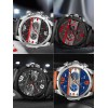 Mens Sports Watch Round Dial Personalized High Quality Watch Accessory