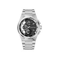 Men's Watch Fashion Business Casual Waterproof Steel Strap Quartz Wristwatch