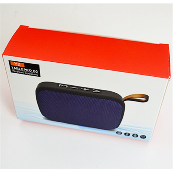 Wireless Speaker, Portable Bluetooth Speakers Loudspeaker Box Fabric Outdoor Stereo Audio Inserts TF Card U-Disk MP3 Player for iPhone Android PhoneBluetooth Speaker