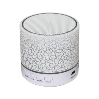 Portable Mini Bluetooth Speakers Wireless Hands Free LED Speaker TF USB FM Sound Music for iPhone X Mobile Phone