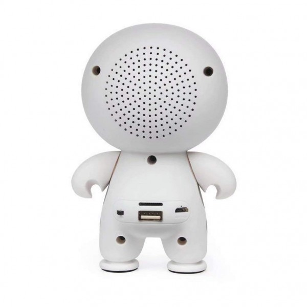 Wireless Bluetooth Speaker Cartoon Doll Sound Mini Card Subwoofer