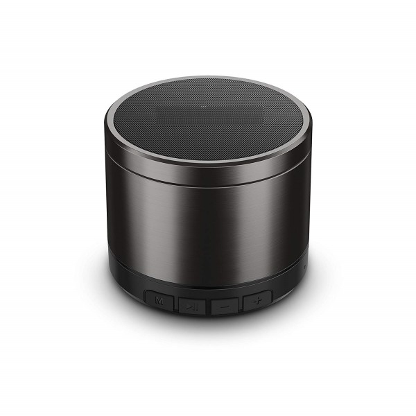 Mini Portable Bluetooth 4.1 Speaker with 5W Driver, Enhanced Bass, 10-Hour Playtime, FM Radio