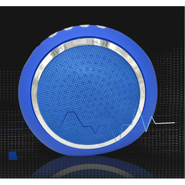 Bluetooth Speaker Wireless Portable Indoor Outdoor Boombox with FM Radio AUX USB SD Card and MIC Support