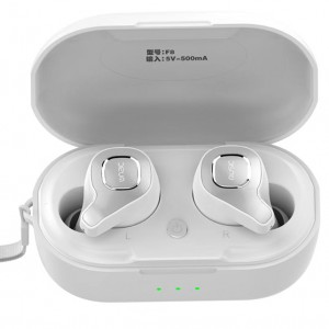 Wireless Earbuds Bluetooth Headphones Waterproof 180H Standby Time, Bluetooth 5.0   Auto Pairing Wireless Earphones Bluetooth Headset with Charging Box